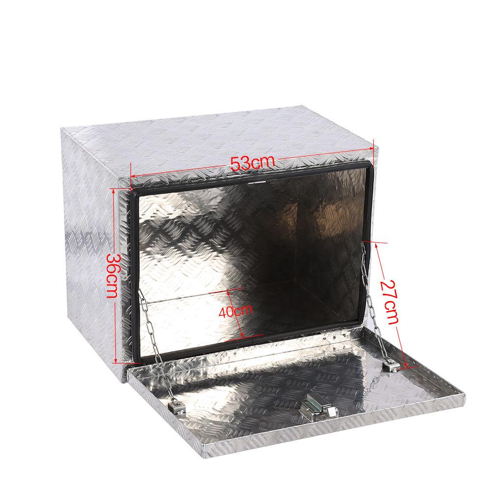 Lkw Koffer Alubox Staubox Alu Deichselbox Werkzeugkasten