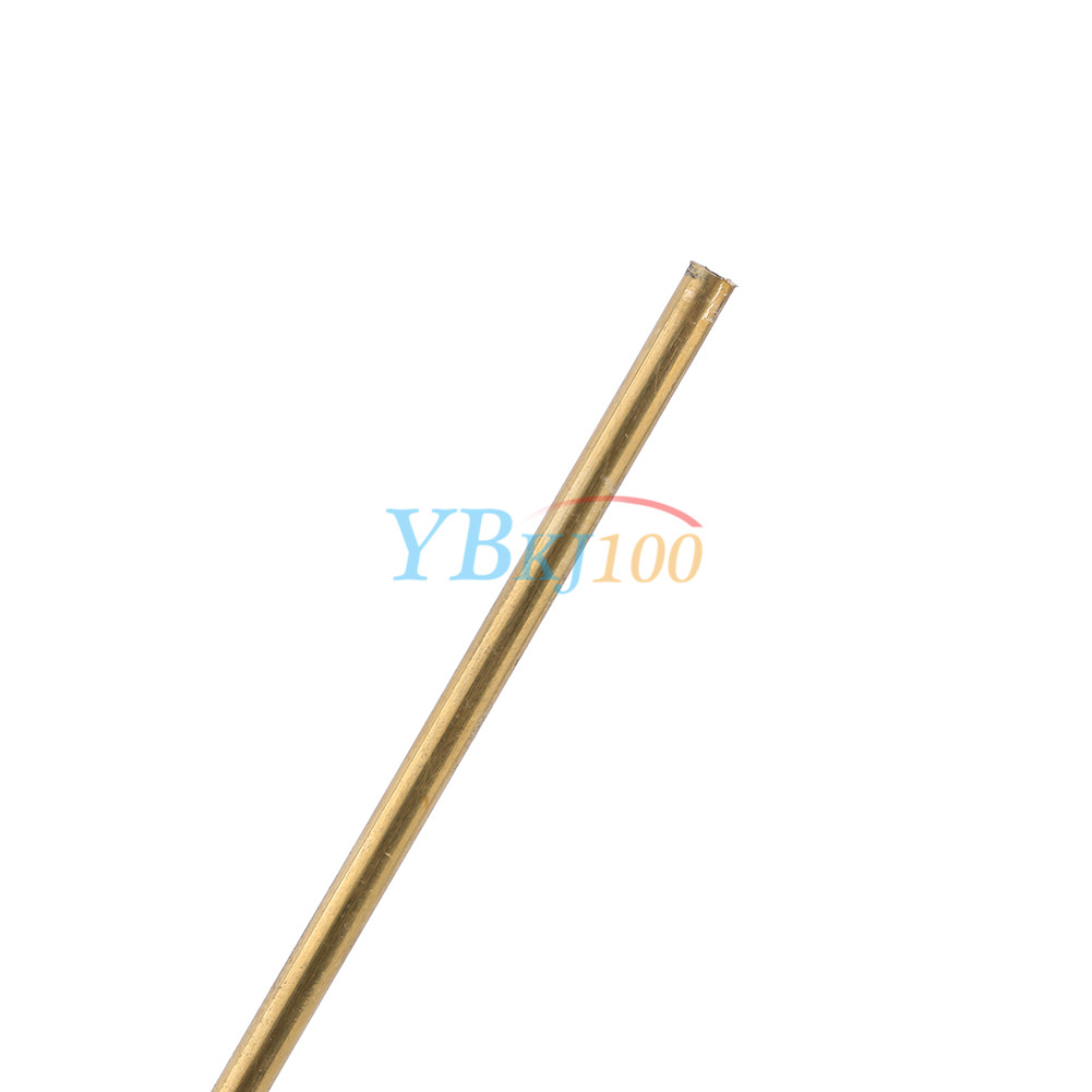 Brass-Tube-Pipe-Tubing-Round-Outer-3mm-4mm-5mm-6mm-8mm-Long-200mm-Wall-0-5mm-New