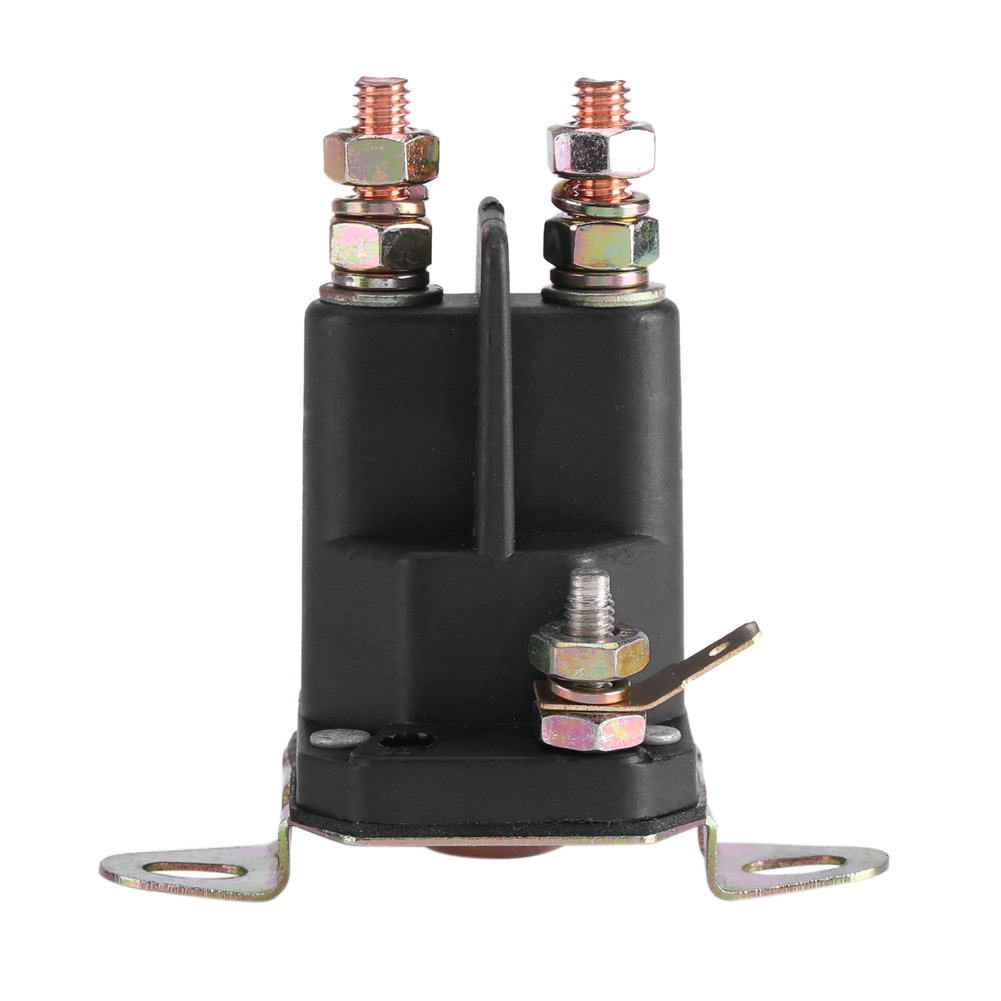Lawn Mower Relay : Starter relay solenoid ride on mower lawn