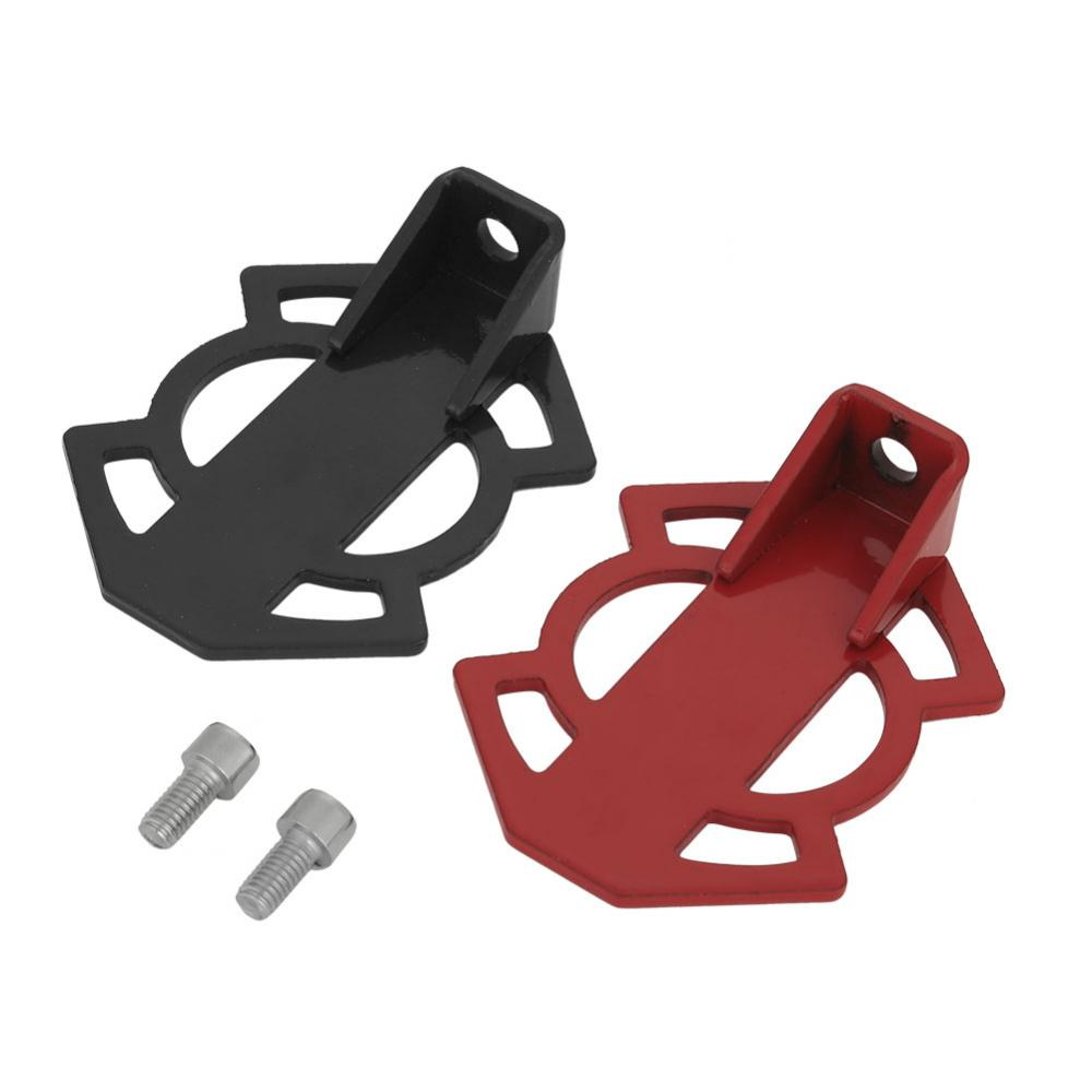 Bicycle-Rear-Foot-Bike-Pedal-Mountain-Road-Cycling-Metal-Back-Stand-Saddle-OB thumbnail 12