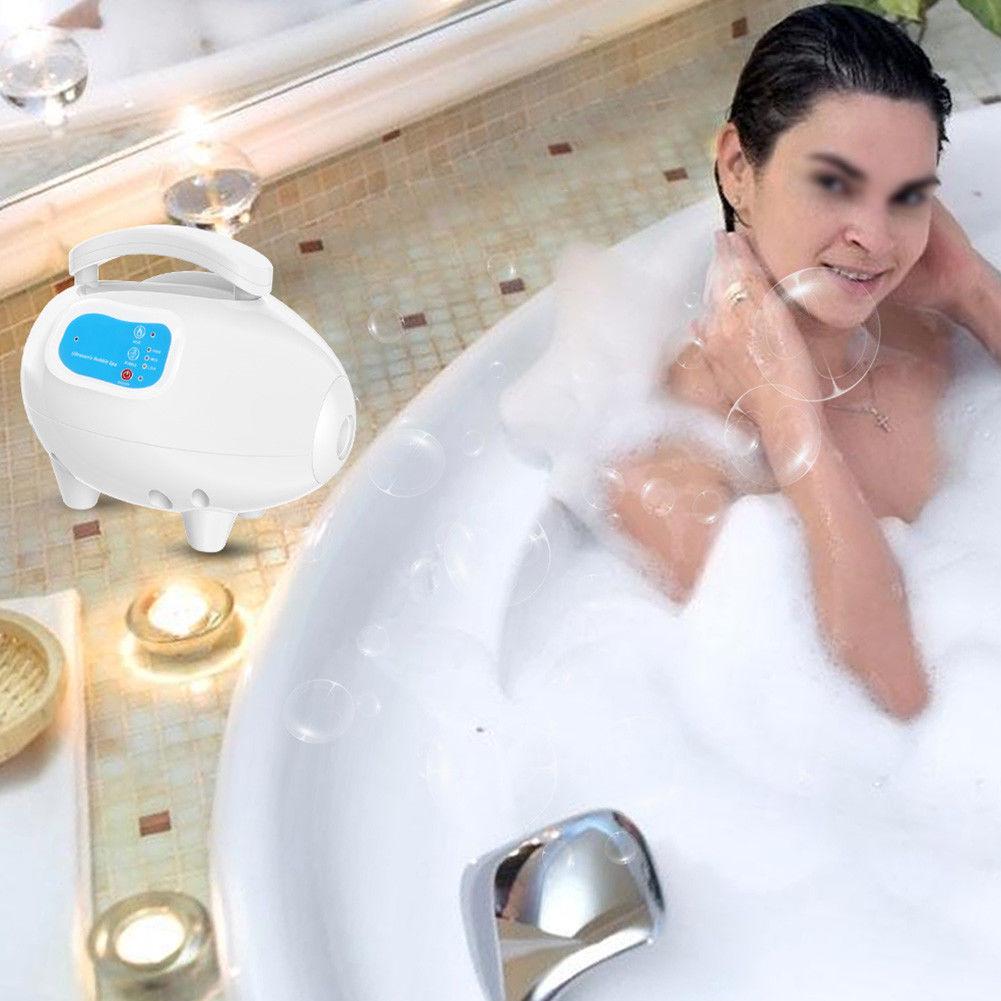 Bath-Bubble-Jet-Spa-Mat-Bubble-Jets-Machine-Tub-Massage-Mat-Waterproof-Relax-SS thumbnail 18
