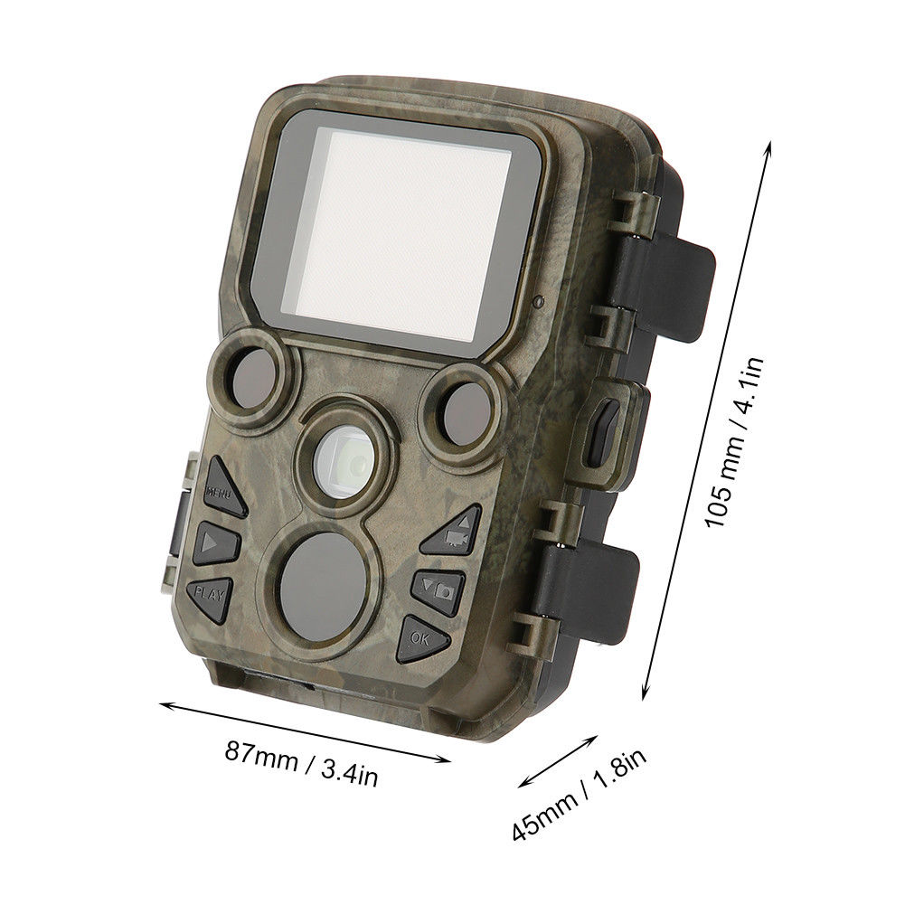 Hunting-Trail-Camera-HD-1080P-12MP-IR-Wildlife-Scouting-Cam-Night-Vision-6-Type thumbnail 14