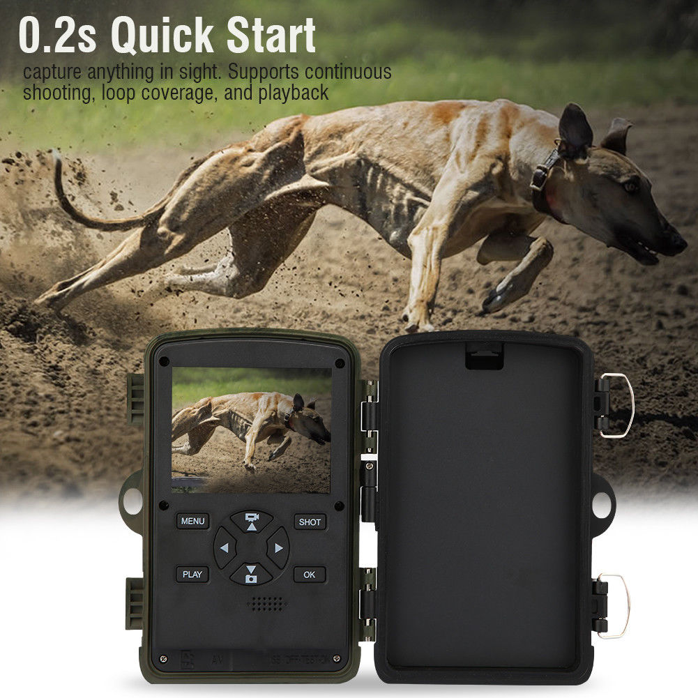 Hunting-Trail-Camera-HD-1080P-12MP-IR-Wildlife-Scouting-Cam-Night-Vision-6-Type thumbnail 18