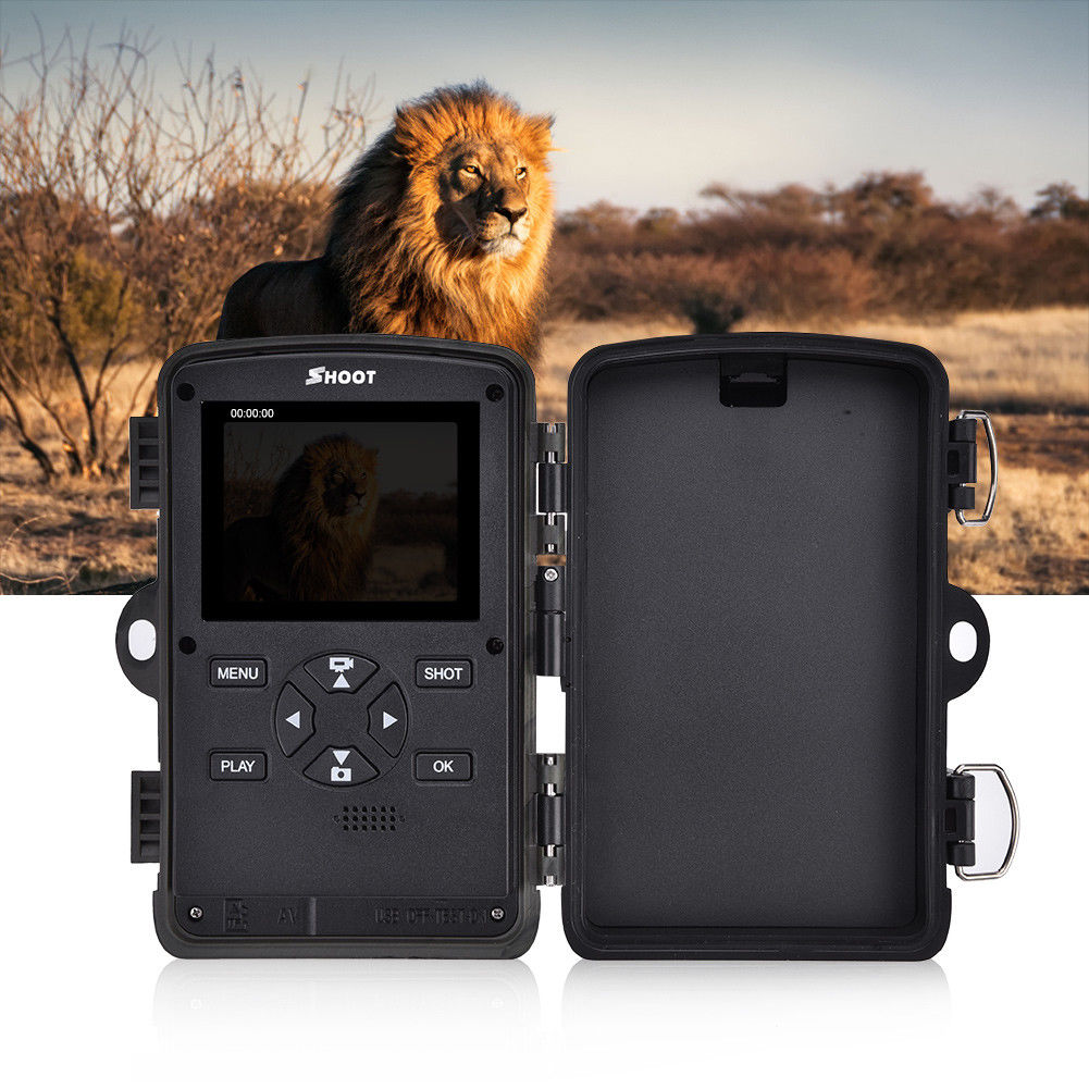 Hunting-Trail-Camera-HD-1080P-12MP-IR-Wildlife-Scouting-Cam-Night-Vision-6-Type thumbnail 20