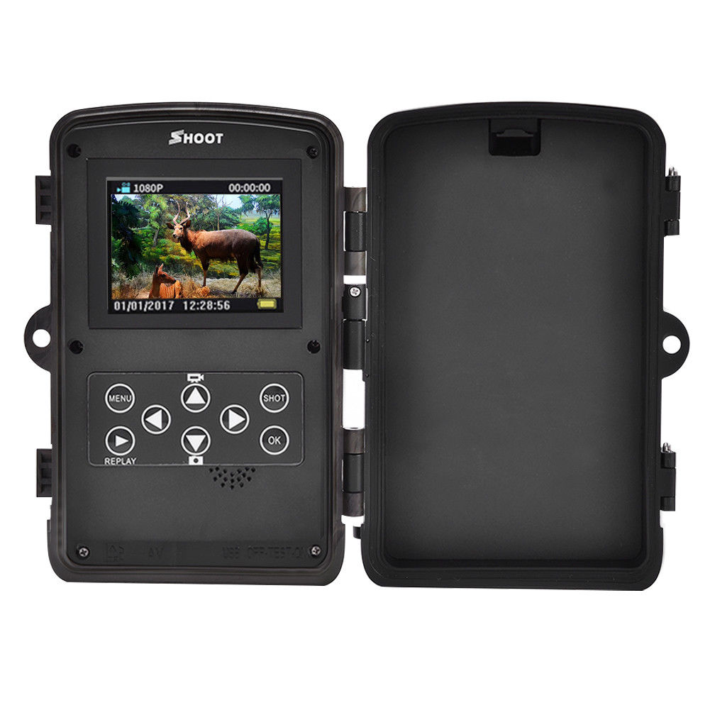 Hunting-Trail-Camera-HD-1080P-12MP-IR-Wildlife-Scouting-Cam-Night-Vision-6-Type thumbnail 23