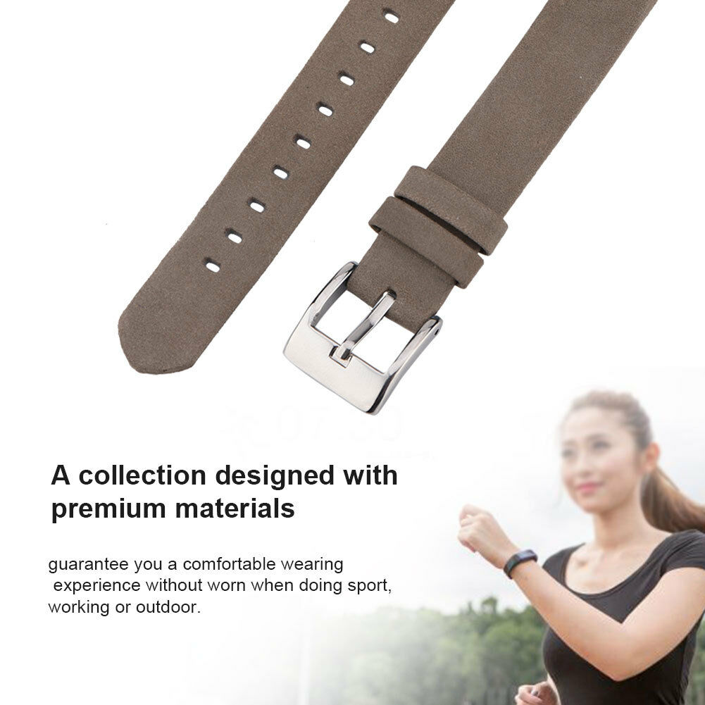 Replacement-Genuine-Leather-Belt-Wrist-Watch-Band-Strap-Bracelet-For-Fitbit-Alta thumbnail 8