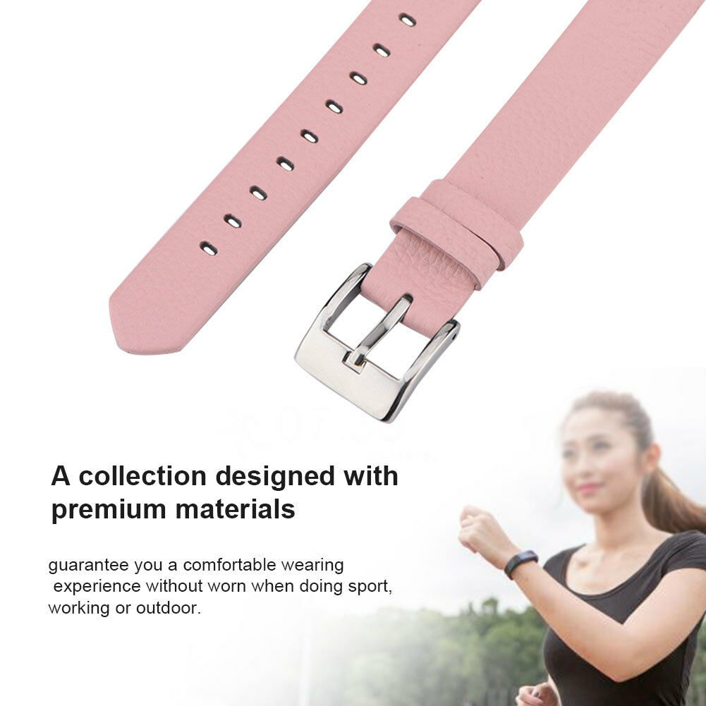 Replacement-Genuine-Leather-Belt-Wrist-Watch-Band-Strap-Bracelet-For-Fitbit-Alta thumbnail 14