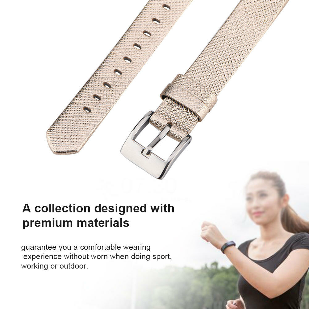 Replacement-Genuine-Leather-Belt-Wrist-Watch-Band-Strap-Bracelet-For-Fitbit-Alta thumbnail 20