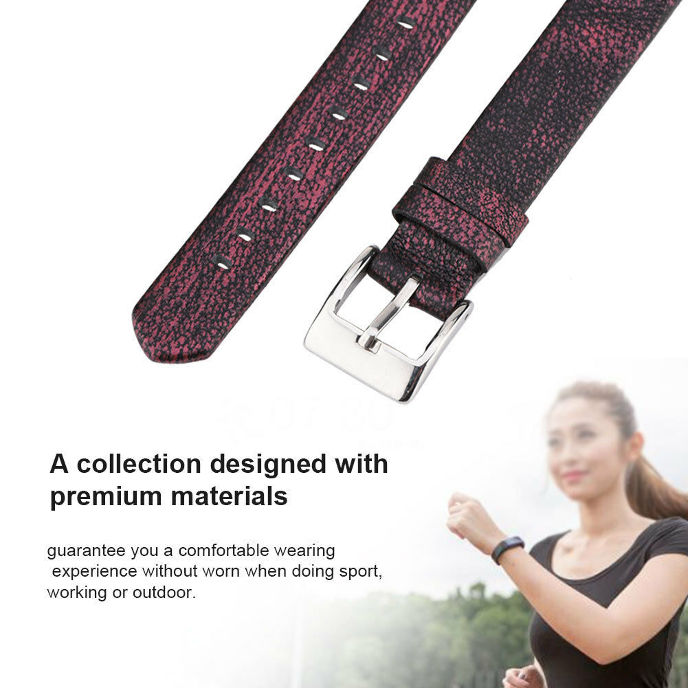 Replacement-Genuine-Leather-Belt-Wrist-Watch-Band-Strap-Bracelet-For-Fitbit-Alta thumbnail 35
