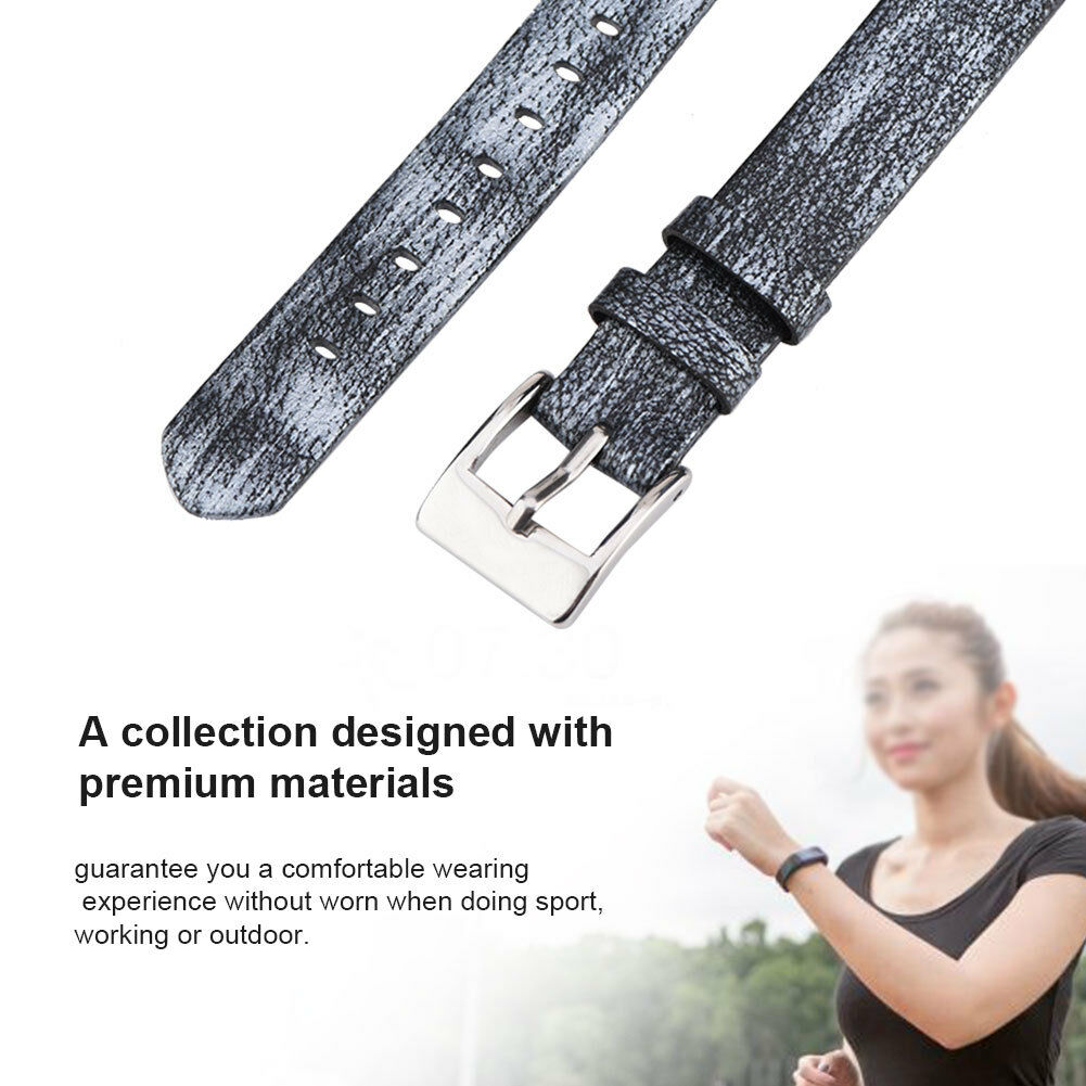 Replacement-Genuine-Leather-Belt-Wrist-Watch-Band-Strap-Bracelet-For-Fitbit-Alta thumbnail 38