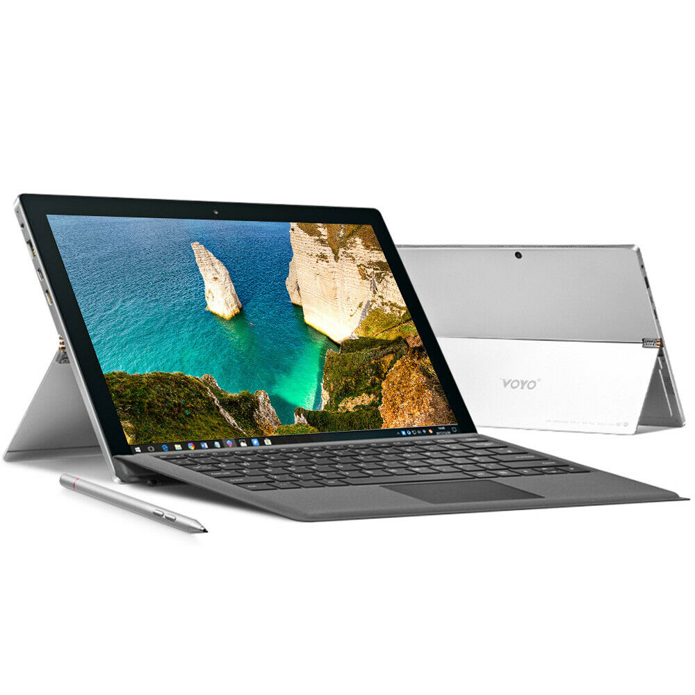 12-6inch-VOYO-i7-Plus-8G-256G-16G-512G-FHD-2880-1920-Tablet-Laptop-for-Win10-MS thumbnail 24