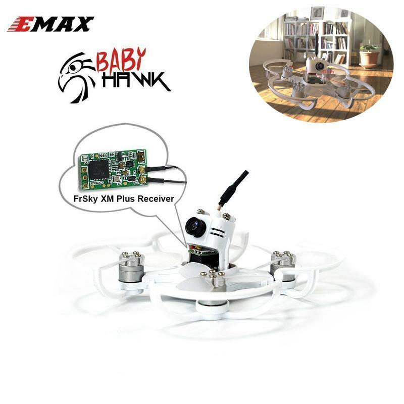 Emax Babyhawk-R Race Edition 87mm Mini 5.8G 5.8G 5.8G Brushless FPV RC Drone PNP BNF sg 22555c