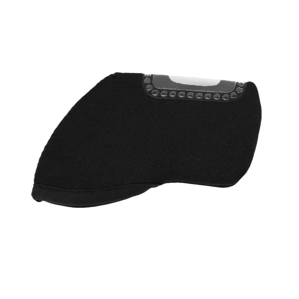 Black-Neoprene-Set-Golf-Wedge-Iron-Club-Headcovers-Head-Covers-Protectors-DD thumbnail 7