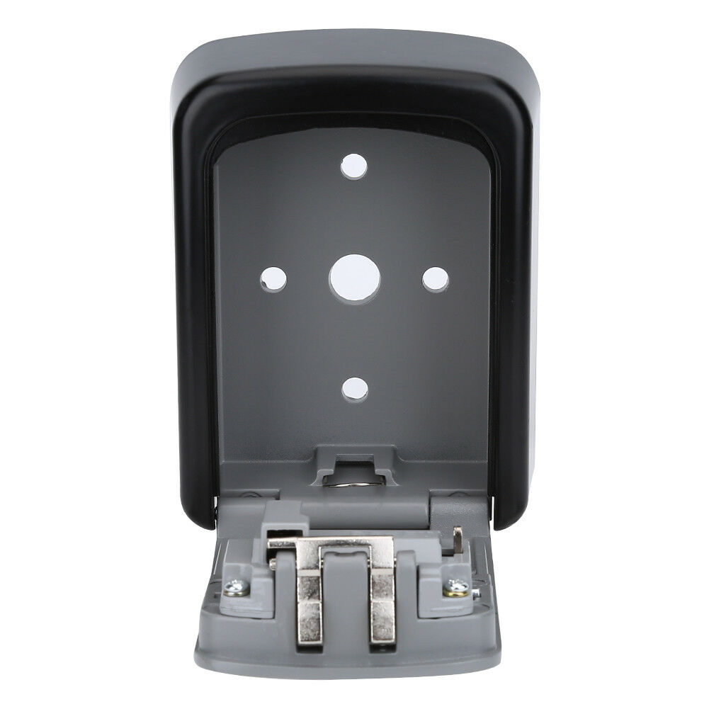 4-Digit-Password-Combination-Key-Safe-Security-Storage-Box-Lock-Case-Wall-Mount thumbnail 20