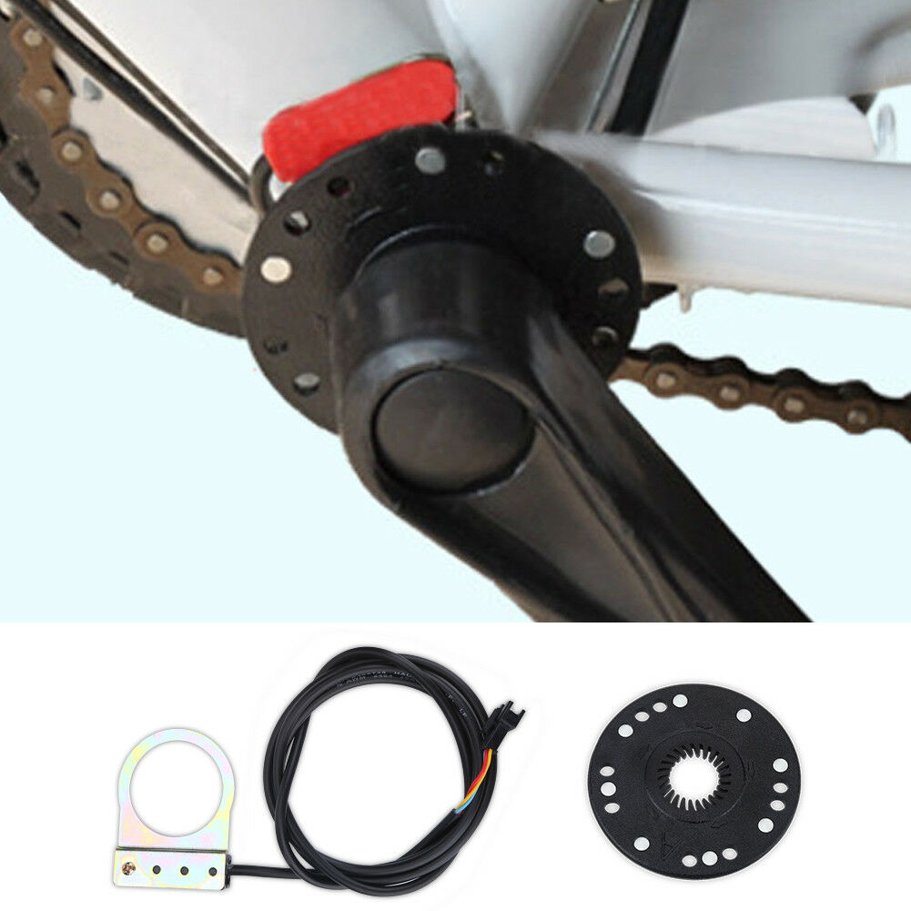 E-bike-Electric-Bicycle-Scooter-Pedal-Assist-Sensor-5-8-12-Magnet-Type-BG thumbnail 15