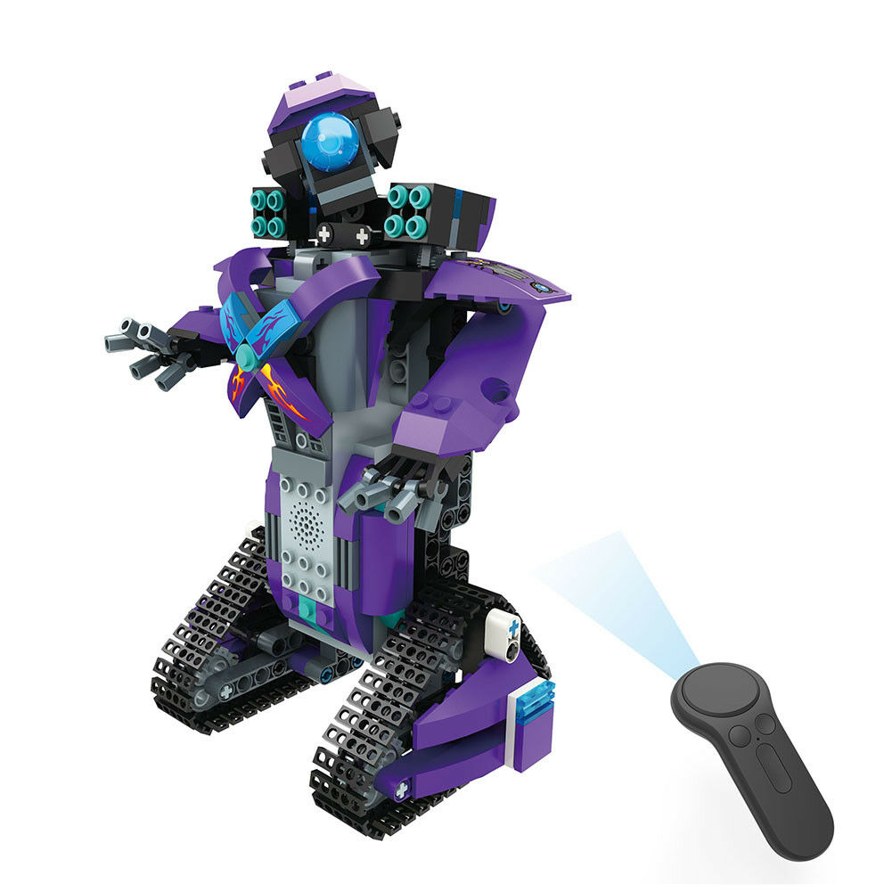 DIY Electric Toys For Boys Robot Kids Toddler Robot 3-9 ...