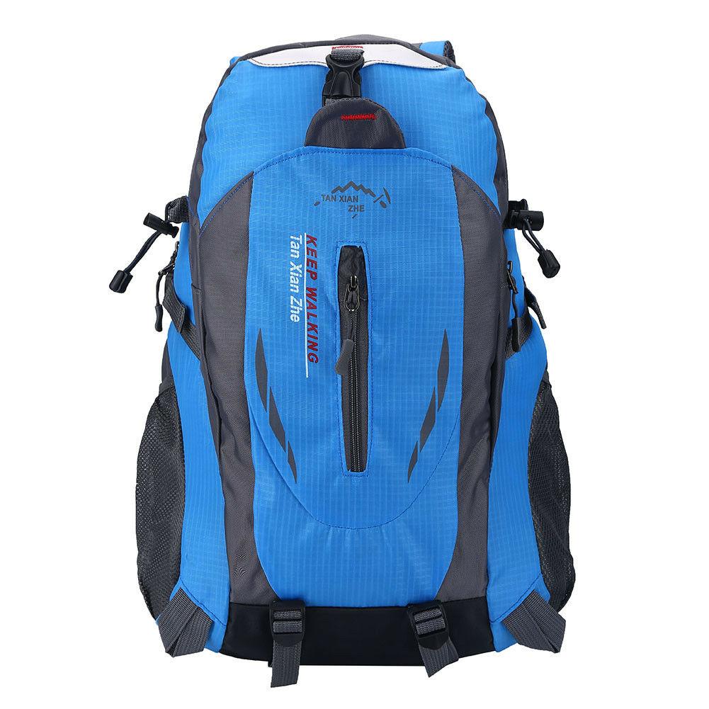 40L-Waterproof-Backpack-Travel-Rucksack-Outdoor-Hiking-Camping-Daypack-Sport-Bag thumbnail 15