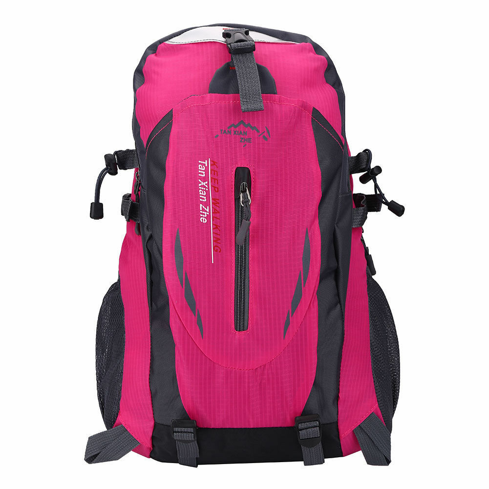 40L-Waterproof-Backpack-Travel-Rucksack-Outdoor-Hiking-Camping-Daypack-Sport-Bag thumbnail 21