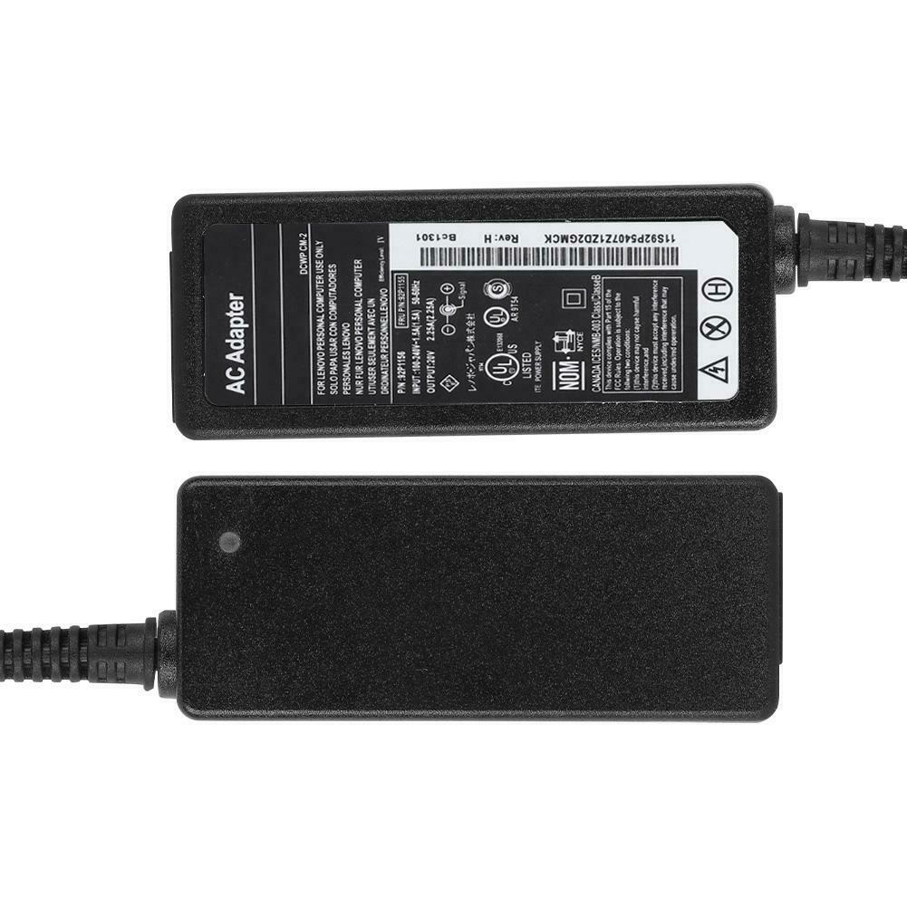 45-65-90W-19-20V-2-25-4-5A-Laptop-Power-Supply-AC-Adapter-Charger-For-Lenovo-GB miniature 14